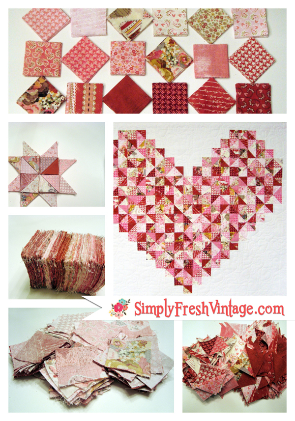 I Heart You ... Simply Fresh Vintage