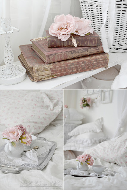 Sweet Bedroom @ Nelly Vintage Home