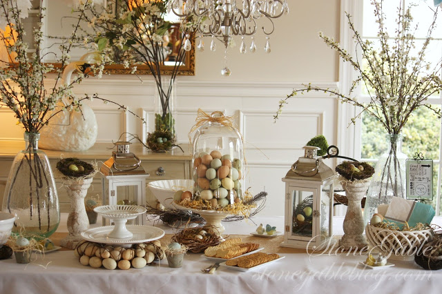 Spring Bridal Shower @ Stone Gable