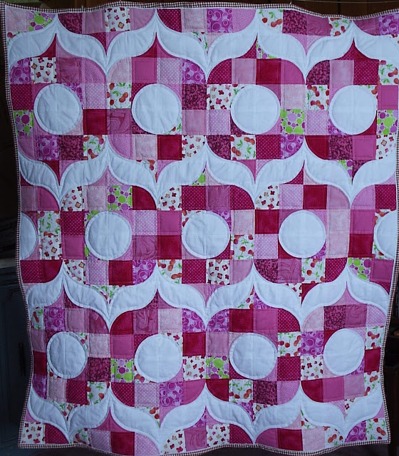 Sew Retro Baby @ Sew Fresh Quilts