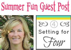 Guest Post Summer Fun …