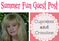 Guest Post Summer Fun with Cupcakes & Crinoline