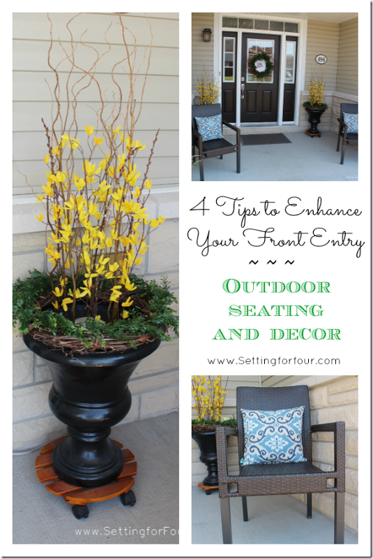 4 Tips to Enhance Your Front Entry