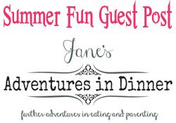 Jane's Adventures in Dinner