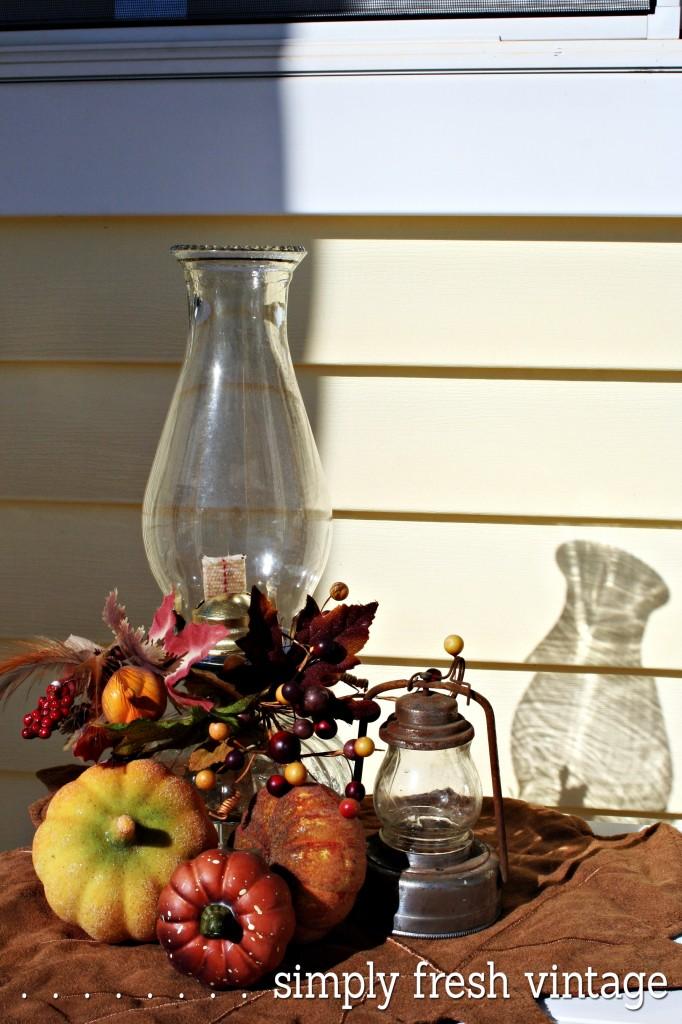 Lantern on the Porch