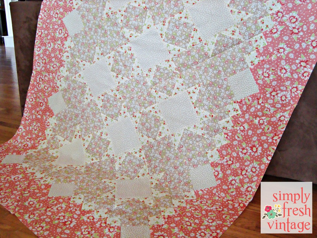 California Girl Mystery Quilt