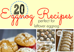 What To Do With Leftover Eggnog