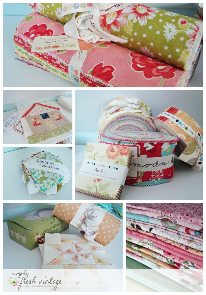 Quilty treasures | Simply Fresh Vintage