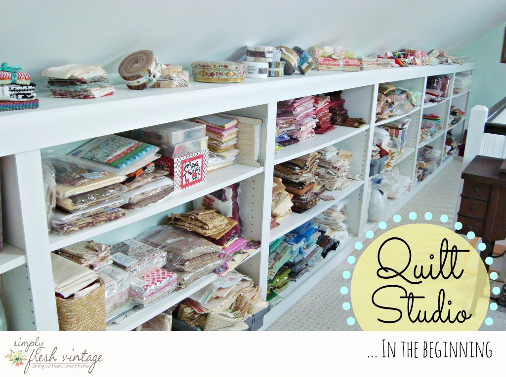 Quilt Studio | Simply Fresh Vintage