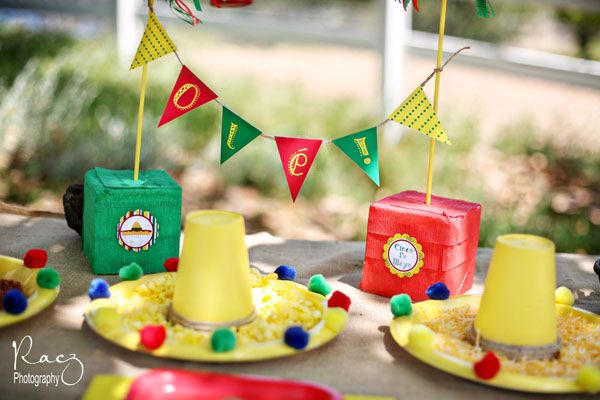 Fiesta for the Kids ~ Celebrations.com | SimplyFreshVintage.com