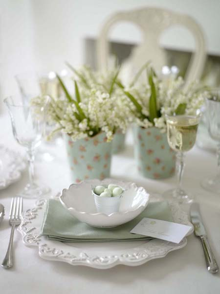 Country Easter Decor