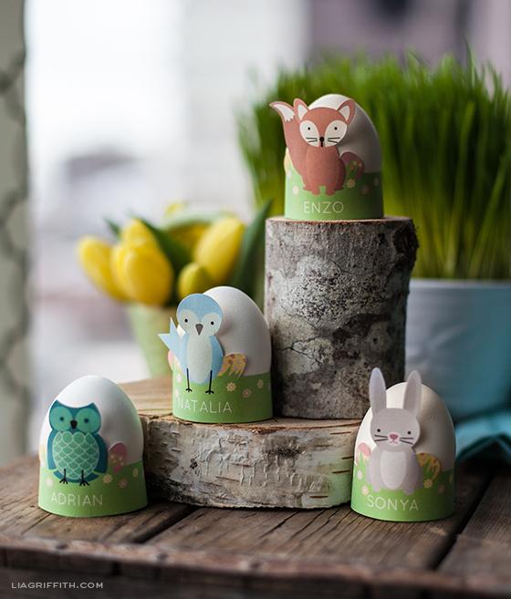 Spring Printables ~ Lia Griffith | SimplyFreshVintage.com