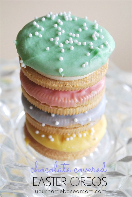 Ten 'n Ten:  Spring Sweet Treats ... Your Homebased Mom | SimplyFreshVintage.com