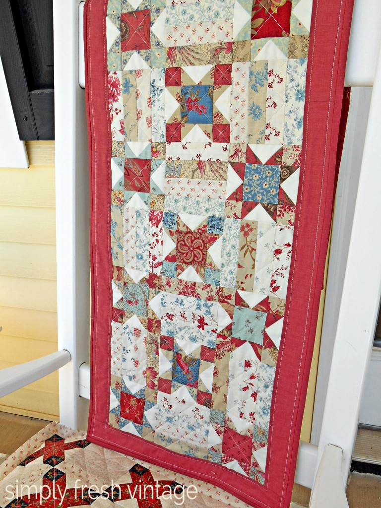 Patriotic Tablerunner