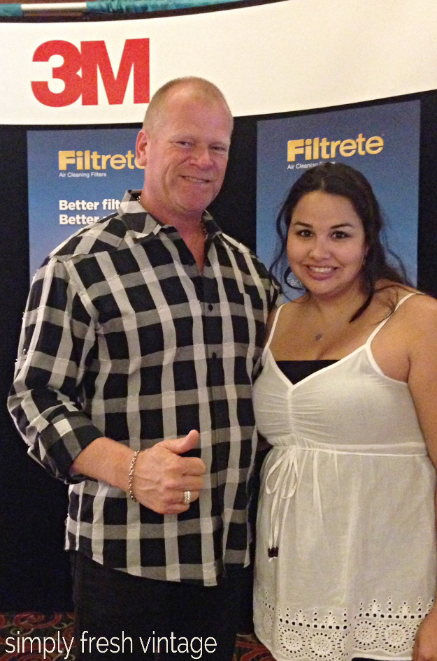 Mike Holmes at Haven