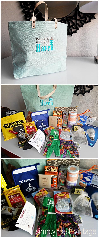 Haven Conference Swag Bag