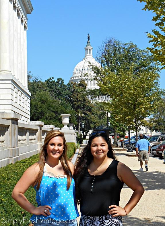 Trip to Washington, DC