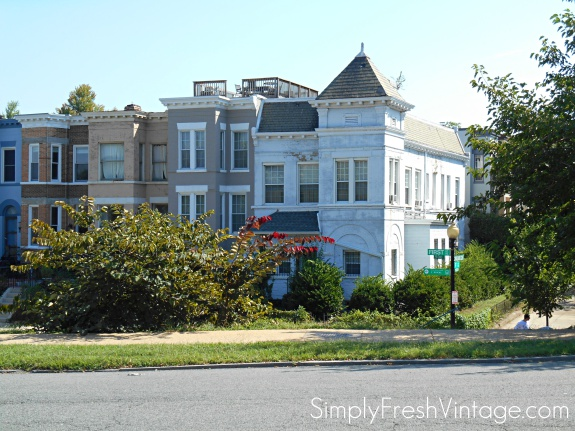 Houses in DC 2