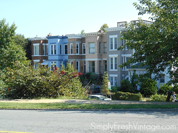 Houses in DC