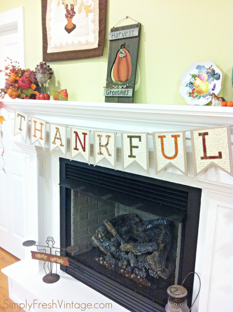 Thankful Banner / Bunting