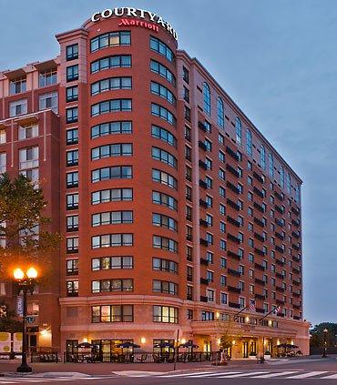 Marriott Courtyard Capitol Hill/Navy Yard