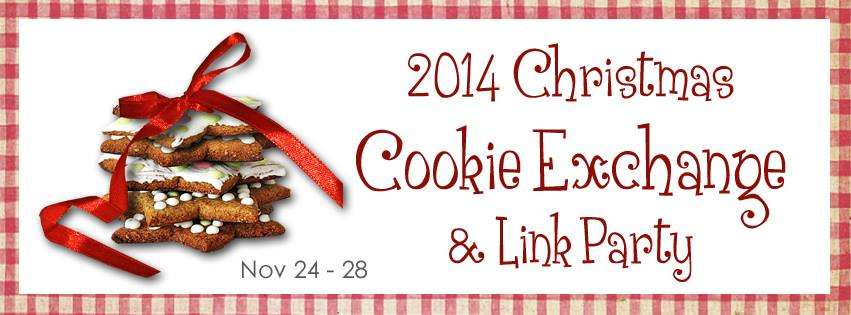 Christmas Cookie Exchange & Link Party | SimplyFreshVintage.com