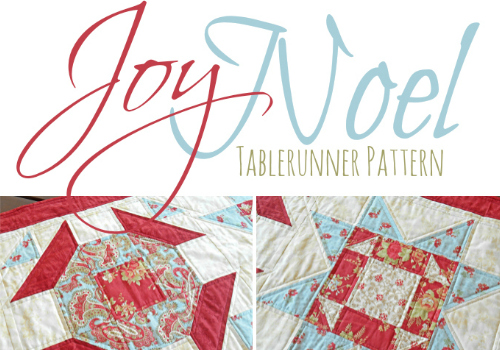 Joy Noel Tablerunner