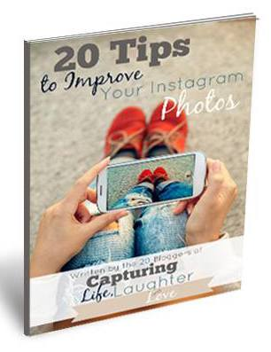 20 Tips to Improve your Instagram Photos ... Join 20 bloggers in the 2015 Instagram Challenge ... Capturing Life, Laughter & Love | SimplyFreshVintage.com
