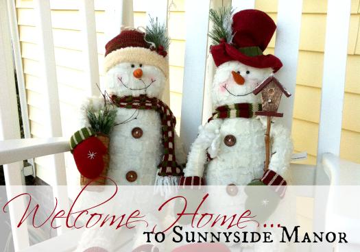 Welcome Home to Sunnyside Manor