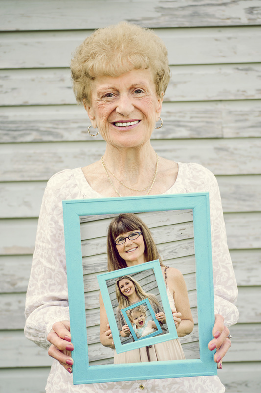 Generation Photo | Mother's Day Gift Ideas & Printables | SimplyFreshVintage.com