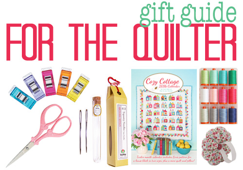 Gift Guide for Quilters | SimplyFreshVintage.com