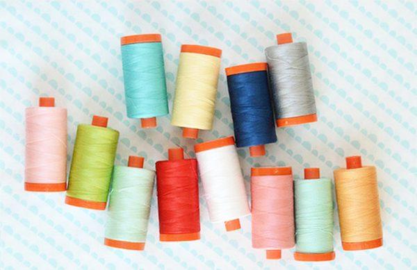 Aurifil Thread Sets | SimplyFreshVintage.com