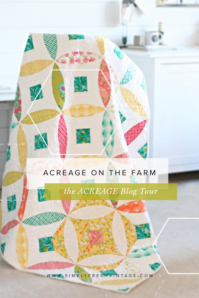 Acreage on the Farm