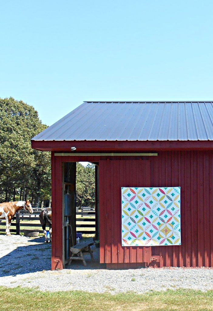 Acreage on the Barn