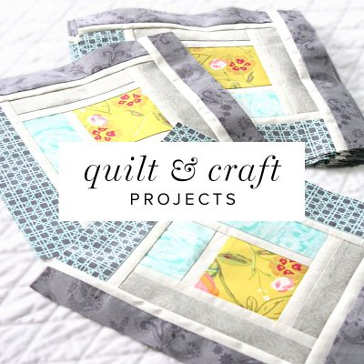 Quilt & Craft Projects