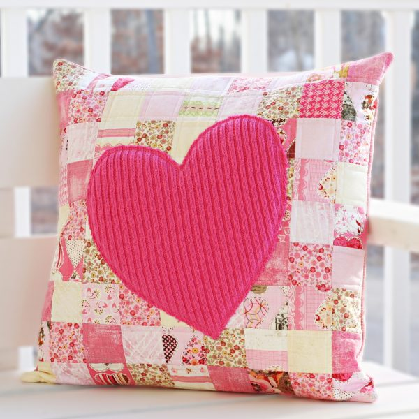 Valentine Love Pillow